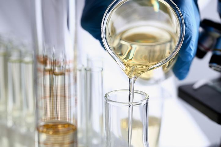 Extraction de la CDB avec des solvants naturels
